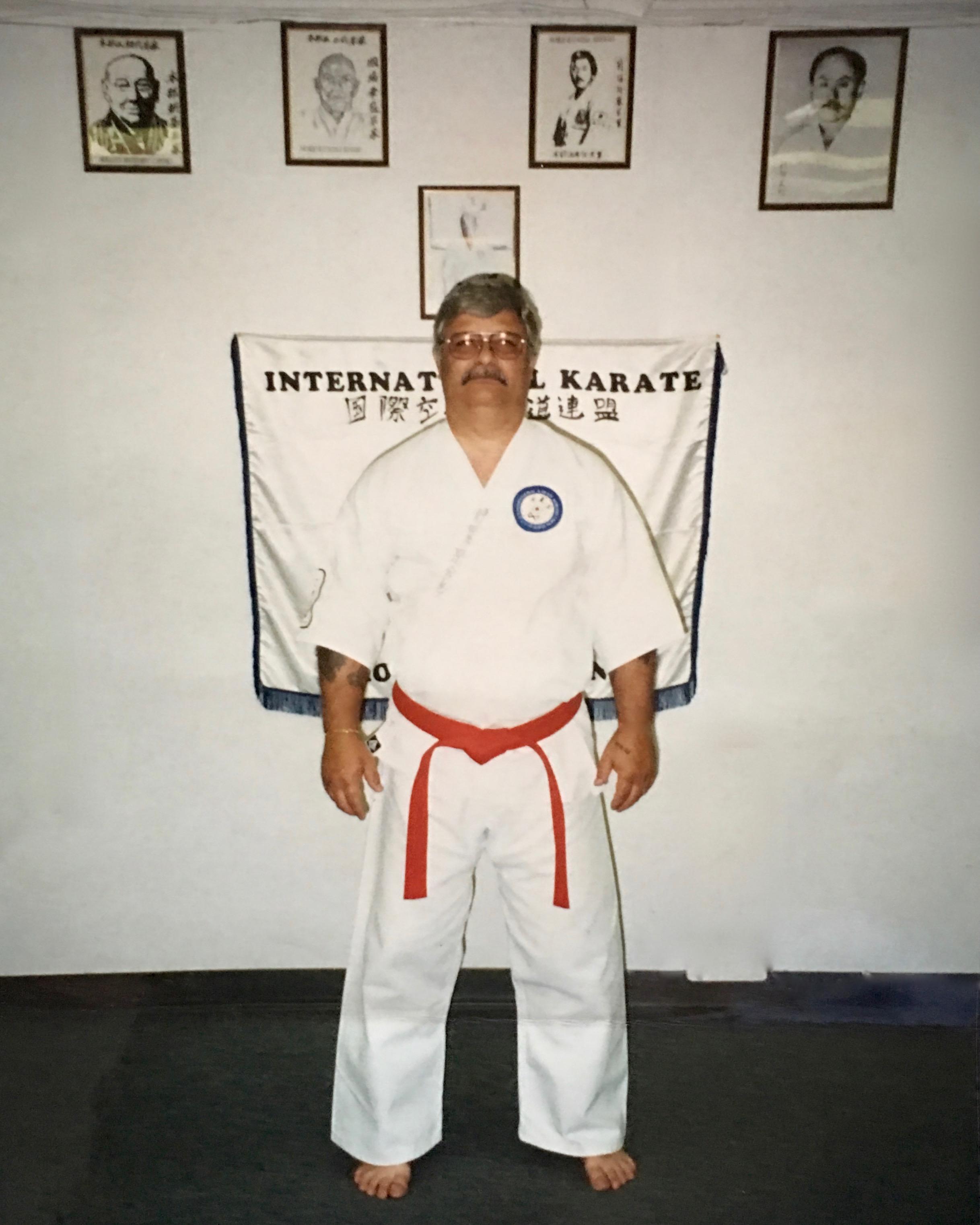 IKKU - Soke Ruiz early 90's