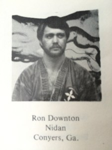 Hanshi Ron Downton