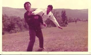 Shogo Kuniba and Soke Joseph Ruiz