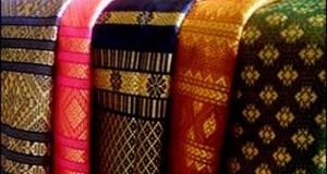 Kain Tenun Songket Lombok