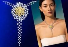 model kalung berlian terbaru