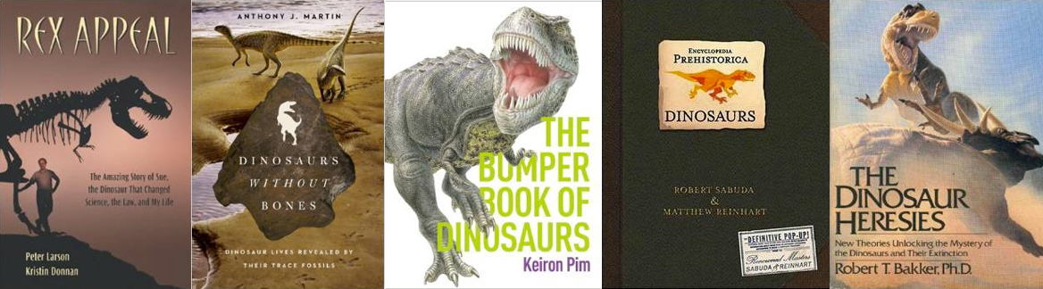 5 Non-Fiction Dinosaur Books That All Dino Enthusiasts Should Read