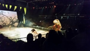 Walking With Dinosaurs: T-Rex