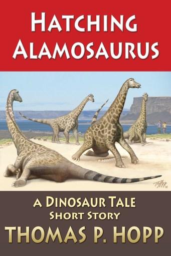 Hatching Alamosaurus
