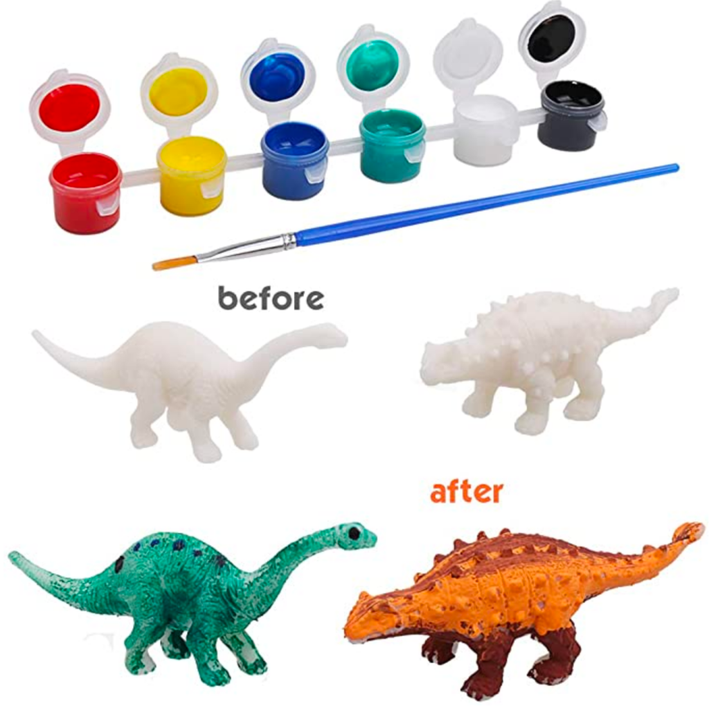 Dinosaur Modeling Craft Kit