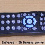 IR Remote Control Handset – What is inside ?
