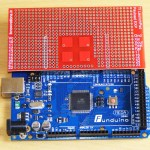 Arduino Mega 2560 with iknowvations Experiment Board