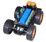 ir remote controlled robot iKnowBot1