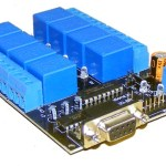 Serial Relay board for your projects.