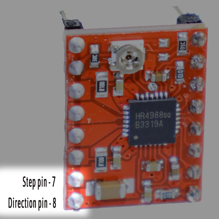A4899 Stepper motor driver step control -iknowvations.in