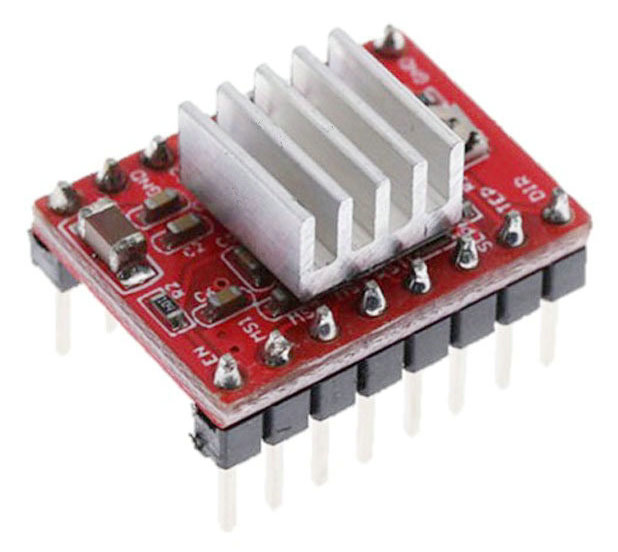 A4899 Stepper motor driver module-3 -iknowvations.in