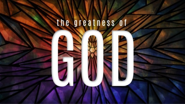 The Goodness of our God Image