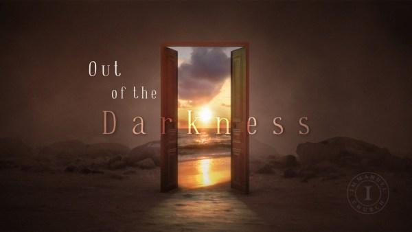 Out of the Darkness: Into Love Image