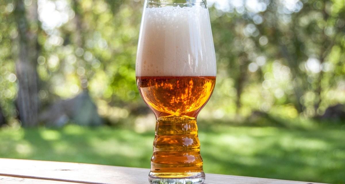 IPA-glas från Smaka Mera