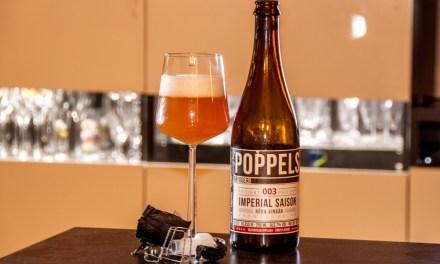 Poppels – Projekt 003 Imperial Saison Röda vinbär