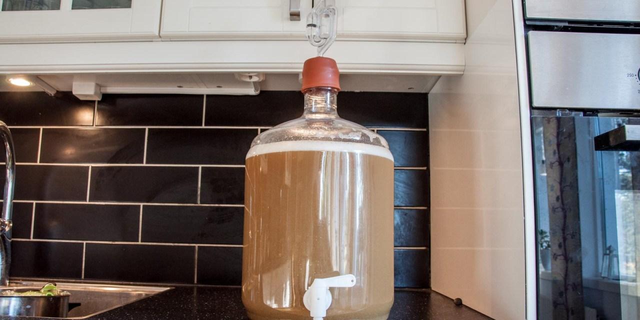 Ölbryggning med Köksbryggeriet, Del 1 – Bryggningen