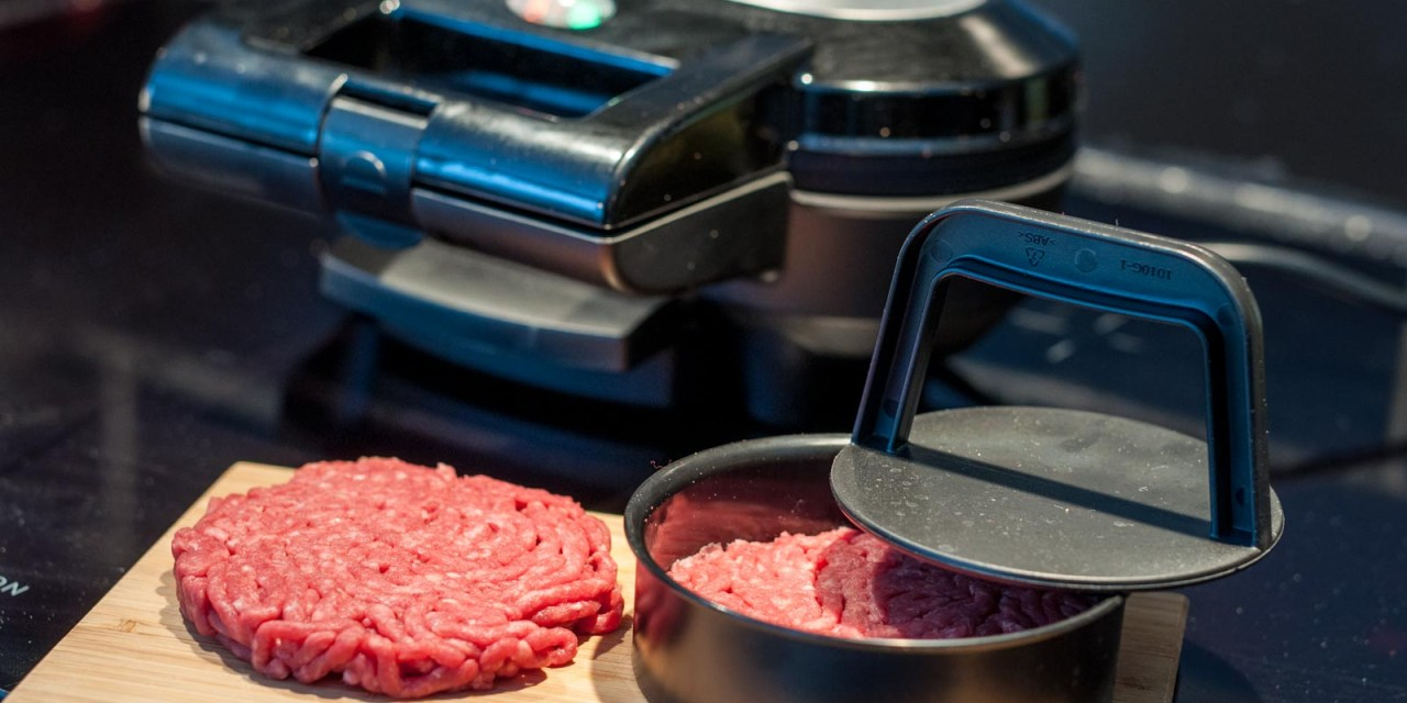 Test av OBH Nordica Quick Burger