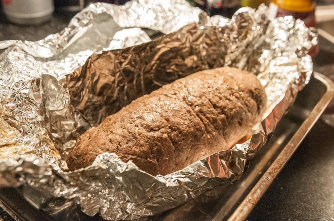hemgjord kebab