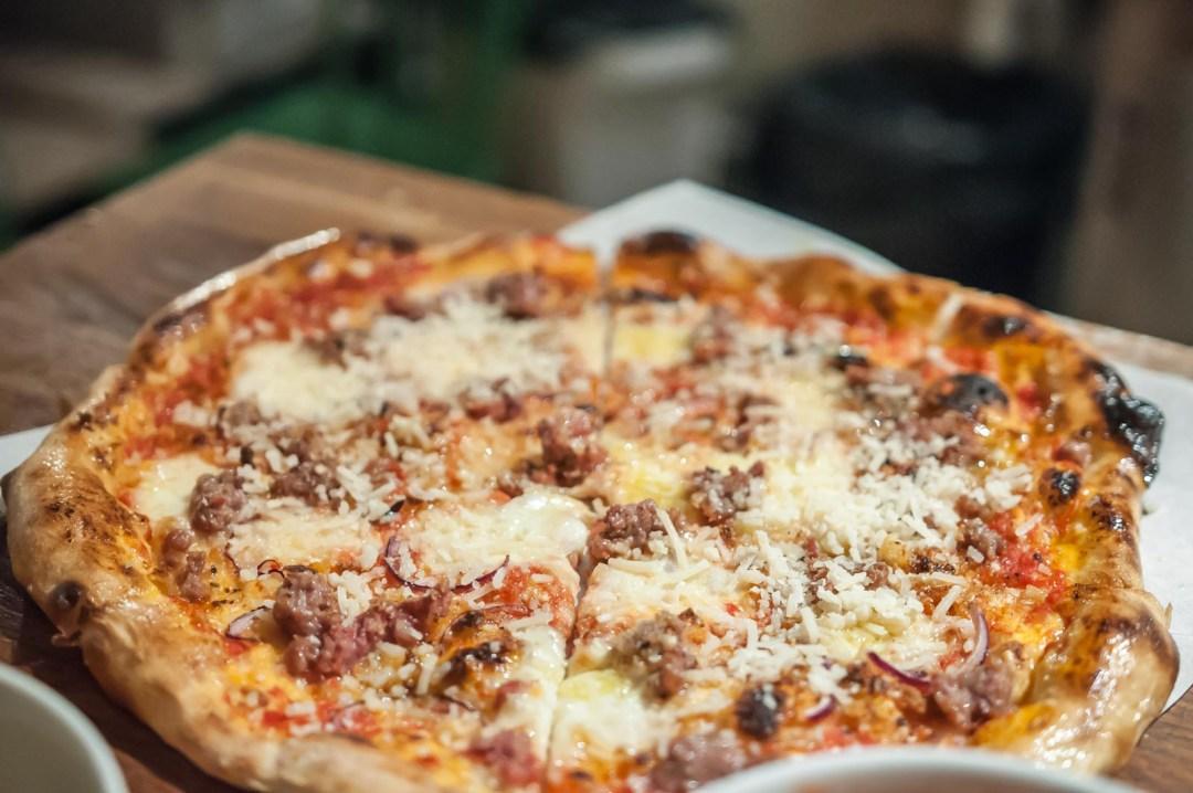 Så gör du den perfekta pizzan