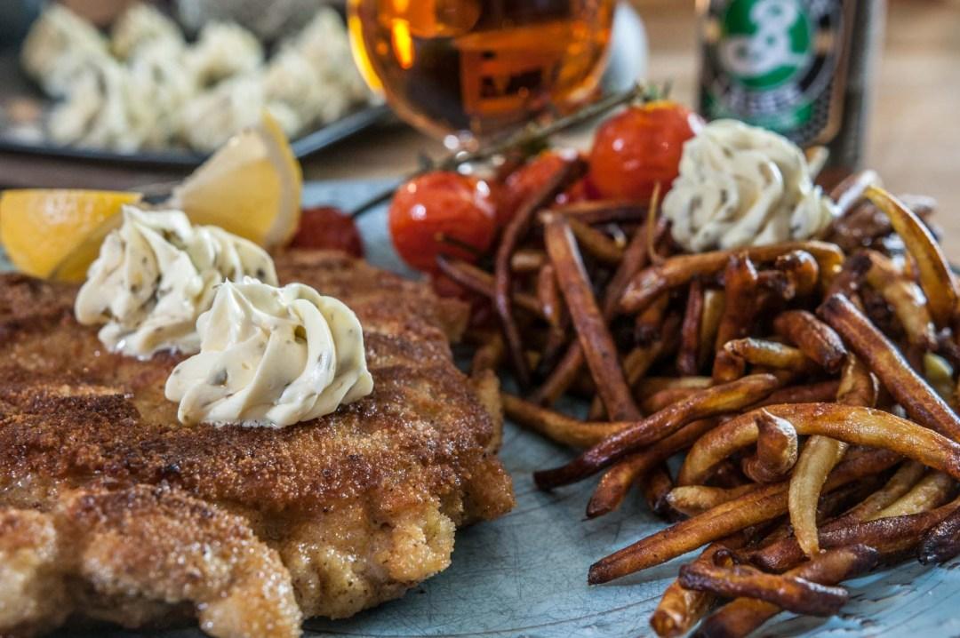 kycklingschnitzel