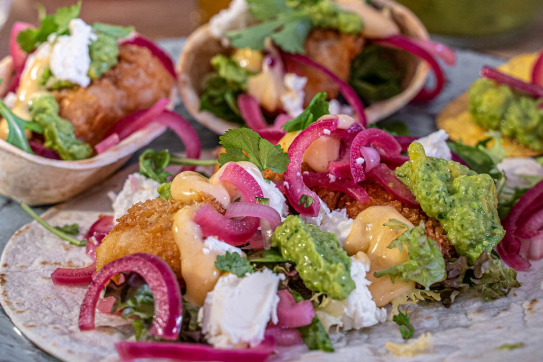 fisk taco