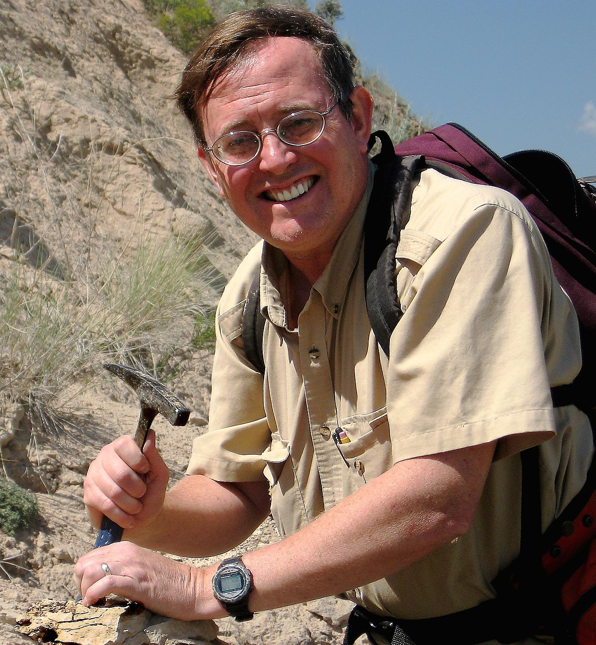 Episode 7 – Fossils, Evolution, and Skeptical Thinking with Professor Don Prothero