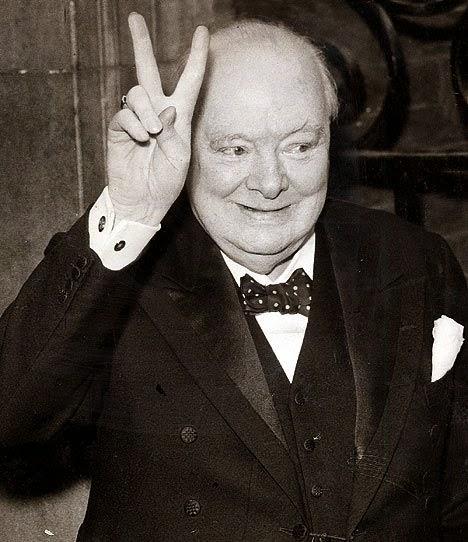 Winston Churchill fue premio Nobel de Literatura