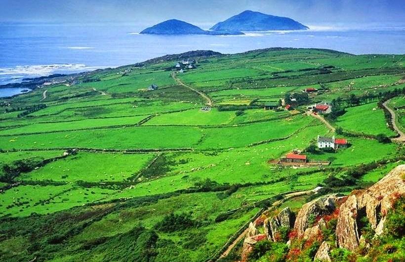 Irlanda, la tierra de más escritores por metro cuadro
