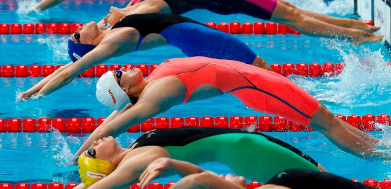 Natación, el origen ancestral de un moderno deporte