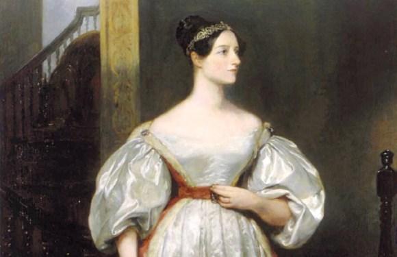 Lady Ada Lovelace, el primer programador fue mujer