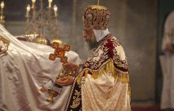 Los Coptos, contados para niños; breve historia
