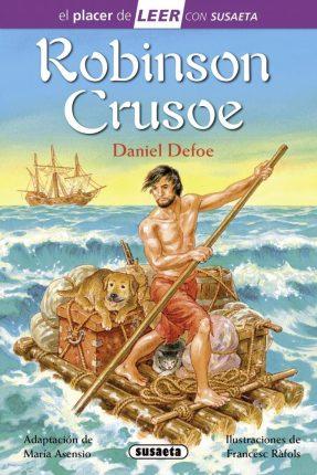 Literatura juvenil, Robinson Crusoe