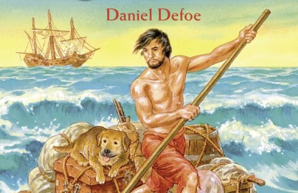 Náufragos célebres. Robison Crusoe y los náufragos reales más famosos
