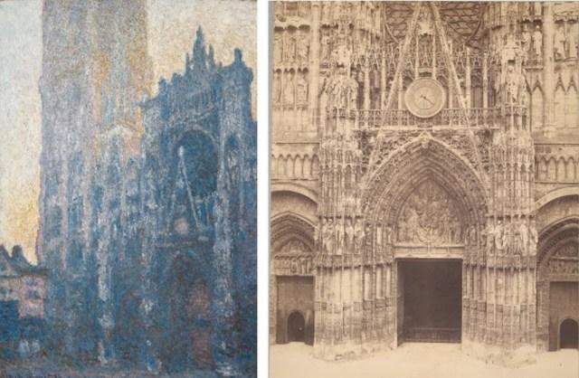 Los impresionistas y la fotografía, exposición