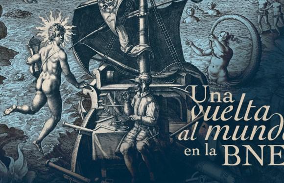 La vuelta al mundo en la Biblioteca Nacional de España