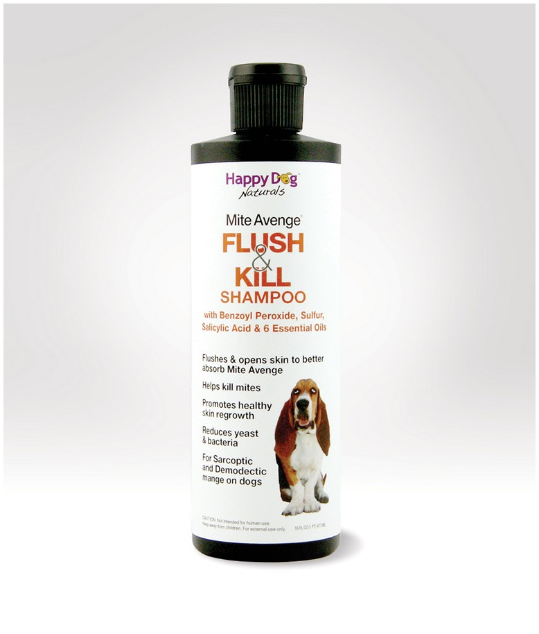 Dog Mites Treatment Shampoo
