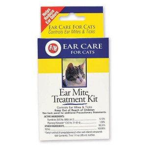 Ear Mite Treatment For Dogs And Cats