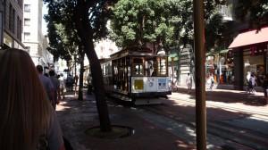 Le Cable Car où l'ancêtre du Tramway