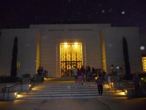 L'observatoire de nuit