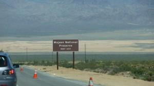 La reserve de Mojave
