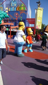 Homer, Bart , ...