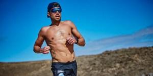 Chris Leiferman running
