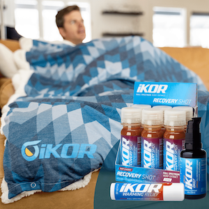 iKOR Holiday Blanket Bundle
