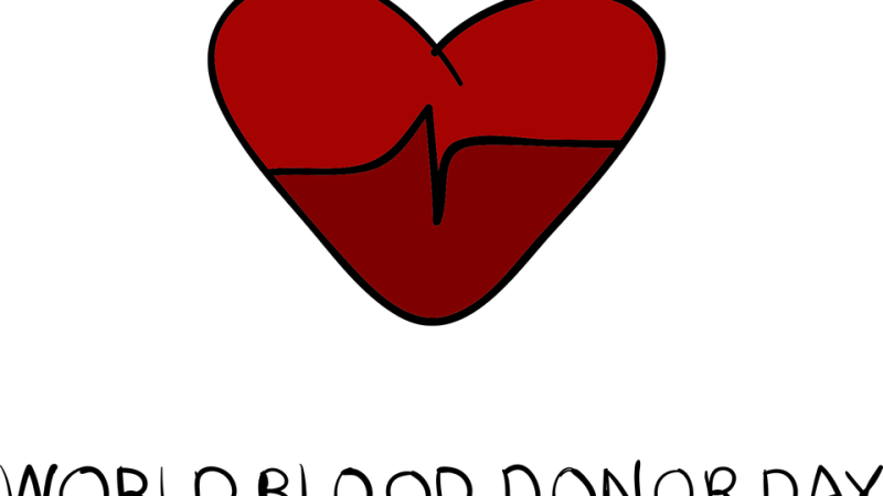 Lets Share Life.. World Blood Donors Day!