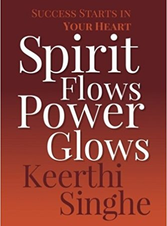Spirit Flows Power Glows- Book Review