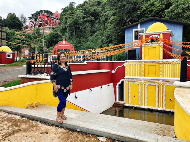 Exploring the Fontainhas, Goa