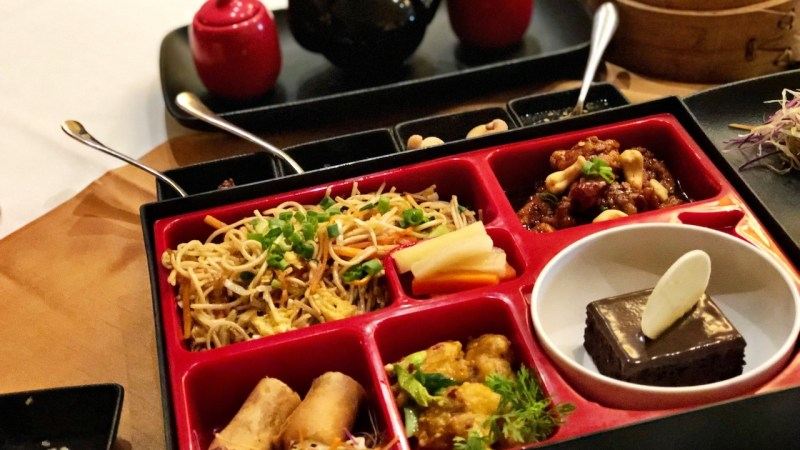 Eat To The Content Of Your Heart With BentoBox At Goa Marriott Resort & Spa
