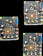 Плата для измерения макета микросхемы в диапазоне температур