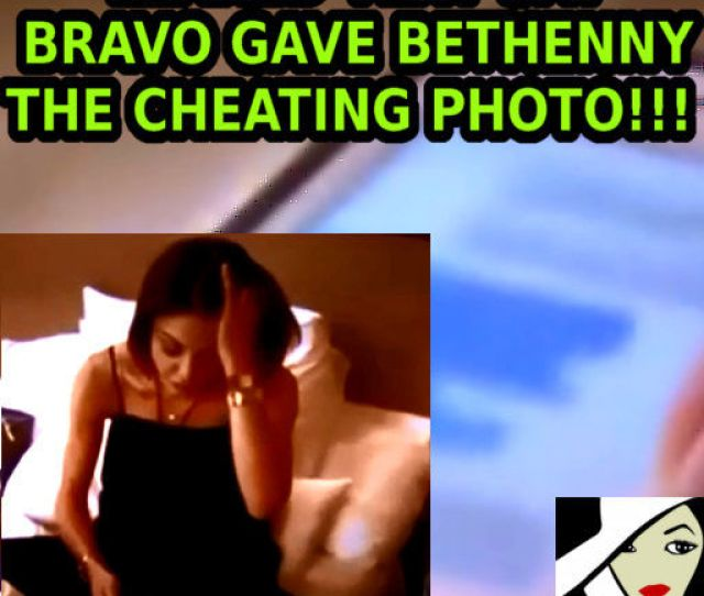 Real Housewives Of New York Producers Texted Bethenny The Picture Of Luanns Finace Cheating