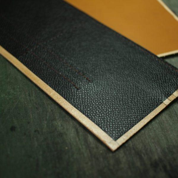 財布のパーツ製作